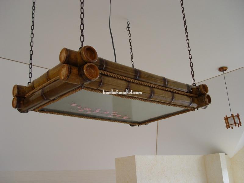 Бамбуковый ствол