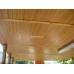 Бамбуковые обои, ширина 2,5м, тонированные, матовый лак, планка 5мм – фото 9