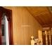 Бамбуковые обои, ширина 1,0м, бренди, матовый лак, планка 17мм – фото 4