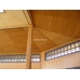 Бамбуковые обои, ширина 1,0м, бренди, матовый лак, планка 17мм – фото 5