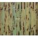 Бамбуковые обои, ширина 1,5м, черепаха зеленая, матовый лак, планка 17мм – фото 3