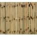 """Бамбуковые обои, ширина 1,0м, черепаха """"Кардио"""", матовый лак, планка 17мм – фото 3"""