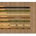 Бамбуковые обои, ширина 0,9м, тонированные, с нитью, матовый лак, планка 5мм – фото 5