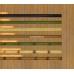 Бамбуковые обои, ширина 1,8м, тонированные, матовый лак, планка 8мм – фото 5