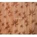 """Бамбуковые обои, ширина 0,9м, принтованные """"Листья бамбука"""", матовый лак, планка 8мм – фото 3"""