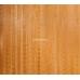 Бамбуковые обои, ширина 2,5м, бренди волна, матовый лак, планка 17мм – фото 3