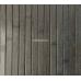 Бамбуковые обои, ширина 1,5м, серо-зеленые, матовый лак, планка 17мм – фото 3