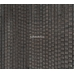 Бамбуковые обои, ширина 1,8м, венге волна, матовый лак, планка 17мм – фото 4