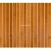 Бамбуковые обои, ширина 0,9м, комби темно/светлые, матовый лак, планка 17/5мм – фото 3