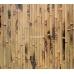 Бамбуковые обои, ширина 0,9м, черепаха шоколадная, матовый лак, планка 17мм – фото 3