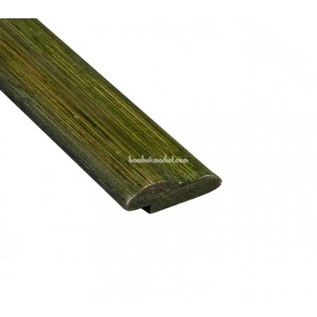 Молдинг кромочный, зеленый  - фото 1