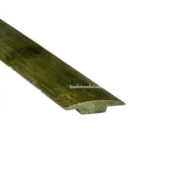 Молдинг стыковочный, черепаха зеленый – фото 12