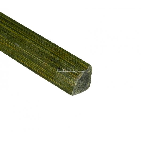 Молдинг угловой внутренний, зеленый – фото 15