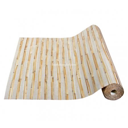 Натуральные обои, бамбук, тростник, D 3002L - фото 1