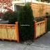Бамбуковый забор, 2,0х2,0м – фото 4