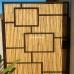Бамбуковый забор, 2,0х1,0м – фото 4