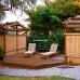 Бамбуковый забор, 2,0х1,0м – фото 5
