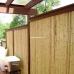 Бамбуковый забор, 2,0х1,0м – фото 6